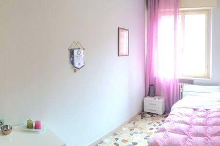 Room in Contrada della Rosa! - Ferrara - Lejlighed