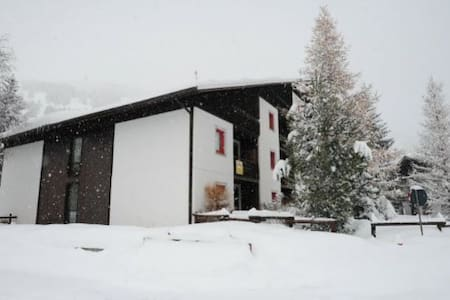 MODERNA VISUALE SULLE ALPI - Wohnung