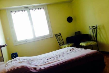 La chambre - Apartment