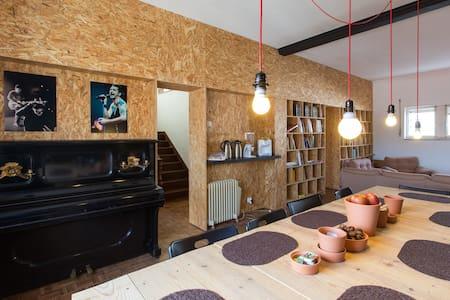 Alcobaça Hostel | double room view - Bed & Breakfast