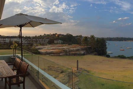 Relaxing with stunning water view from all rooms - Chiswick - Leilighet