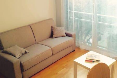 Studio cosy: Parc de la Villette / Philharmonie - Apartment
