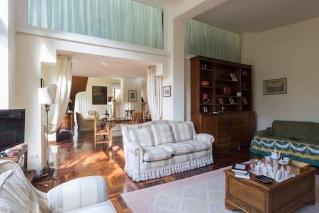 Stanze private villa Rocca di Papa - Rocca di Papa