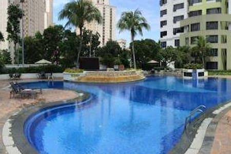 Central Area Condo - Common Room - Singapore - Condominium