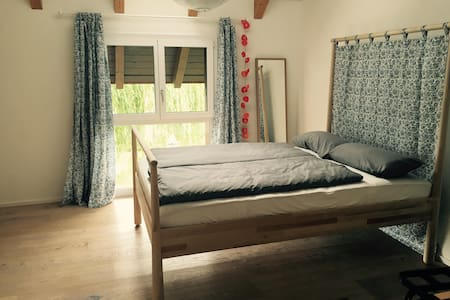 Neu gebaute Gästewohnung mit viel❤️ - Gampelen
