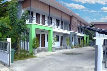 Chonburi M2MRoom  for bicycle - Apartmen
