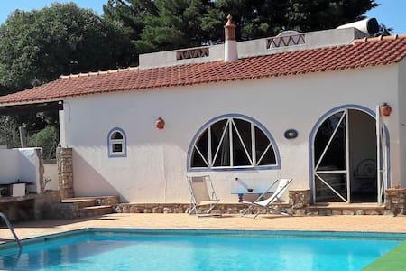 Casa Maria 1 Entre o Campo e o Mar - Casa