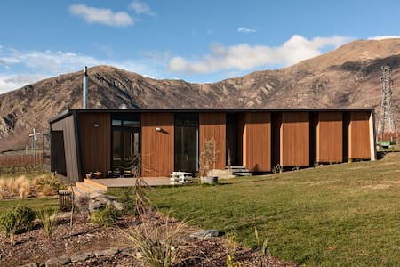 House in the Vines - Gibbston
