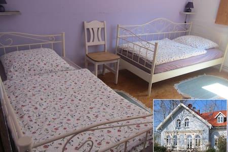 Zimmer 5, Gemütliche Unterkunft - Seeth - Apartment