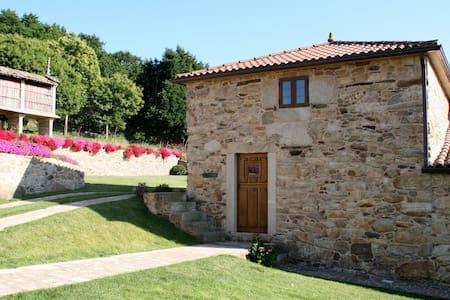 Casa Rural en el centro de Galicia - Casa