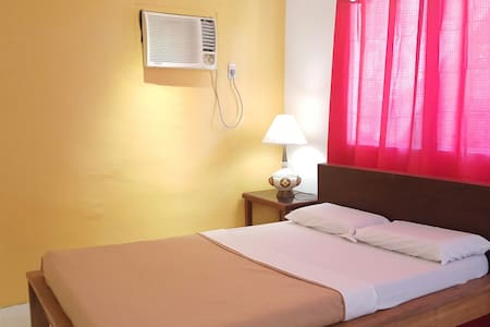 Basic Double Room-A/Samal Island! - Bed & Breakfast