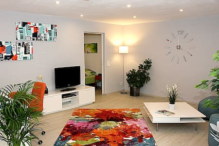 Modern ausgestattetes, ruhig gelegenes Apartment - Ransbach-Baumbach - Pis