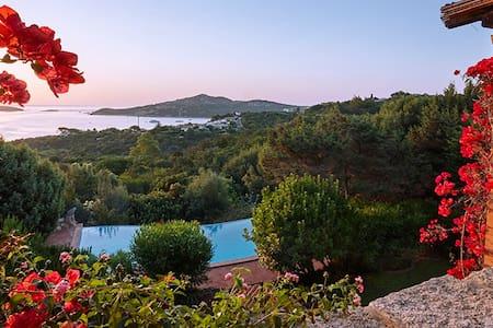 Villa panoramica su Golfo Pevero - Villa