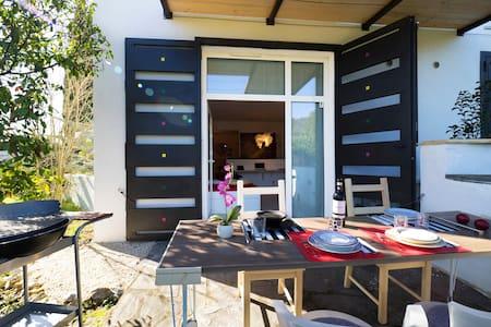 Suite (per 4 persone) con giardino - Carmignano - Apartment