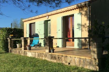 Gîte du Lac - Privas - House