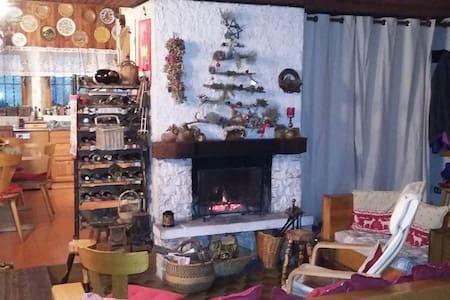 Bellissima Baita nei Sibillini - Pretare - Cabin