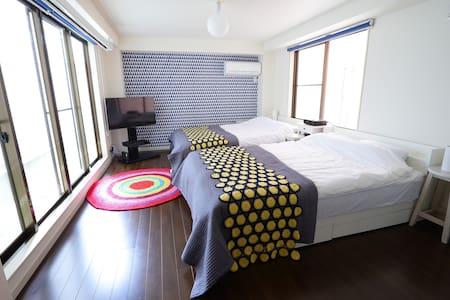 OPEN SALE!! Luxurious room/Direct to Shinjuku#U2 - Wohnung