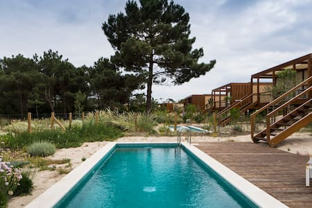 Beach Villa in Troia Eco-Resort - House