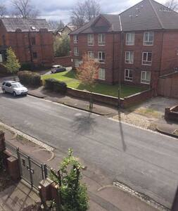 Room to rent in a nice and quiet flat - Manchester