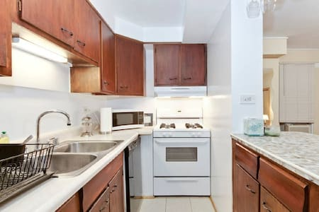 Dupont circle stay - Washington - Apartment