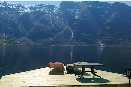 Perfeckt view in Hardanger,Norway ! - House