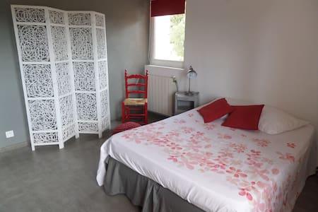 Chambre charme bastide provençale - Rumah