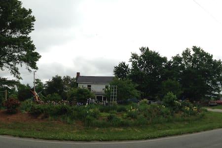 Innisfree Farm - Cedar Grove - Maison