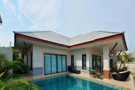 Sweet home @Baan Dusit Pattaya View - Pattaya - Talo