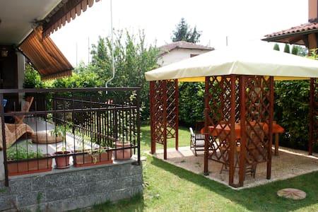 Casa con giardino 10 Min da Torino - Trofarello - Wohnung