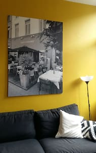 Cosy Room with Bathroom & Breakfast in Antwerp - Antwerpen - Hus