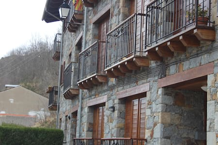 Precioso apartamento de madera - Setcases - Wohnung