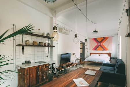 French Colonial Apartment In Center of Saigon - Apartment