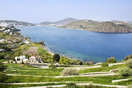 Patmos Retreat - Scala