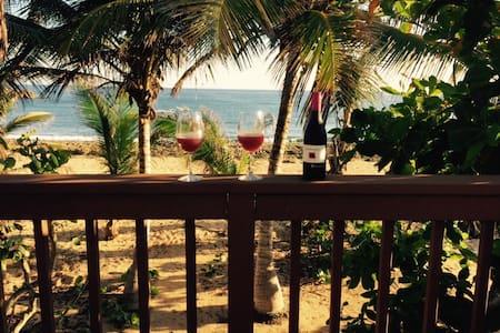 Amazing Beachfront Condo - Mar Chiquita Manatí - Pis