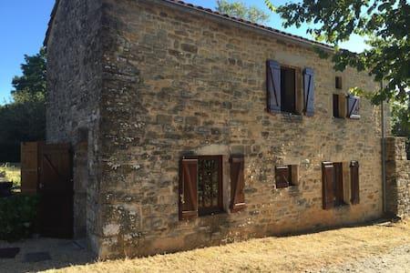 Cosy Gite  in fantastic village - Saint-Antonin-Noble-Val - House