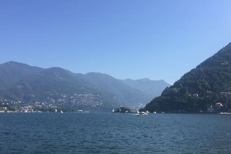 one step from the lake - Como - Appartamento