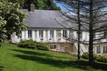 Le Clos Saint Jean: ch. Hortensia - Bed & Breakfast