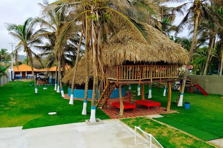 Cabaña campestre  CasaBelmar - Barranquilla - Kisház