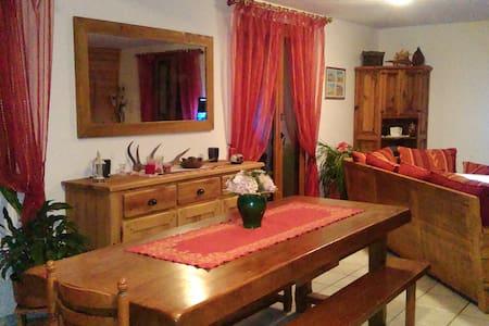 chambre d Hote à ORELLE, Chez Katy - Casa de huéspedes