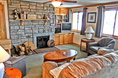 Ski/Bike In&Out 2BR 2BA Condo ML246 with Fireplace - Snowshoe