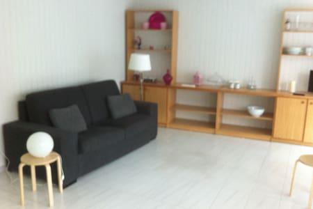 COQUETO ESTUDIO EN CANGAS 5 MIN PLAYA - Lägenhet