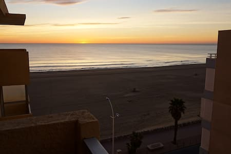 Seaside rental+view for 4 persons - Canet-en-Roussillon