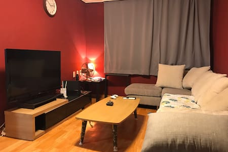 HBC / Near Itaewon / 3 rooms,Wifi,TV,rooftop,+more