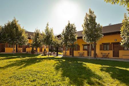 La Estibialla. Apartamentos de Turismo Rural Campo - Haus