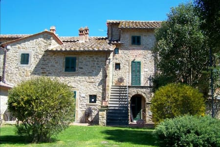 Ca Di Maestro - La Cattedra, sleeps 6 guests - Scanizza - Vila