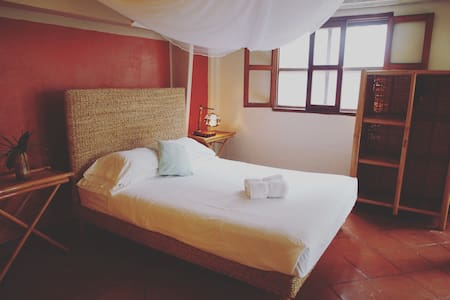 Casa Marimba B&B - Tilcara Queen-size Bedroom. - Masaya - Bed & Breakfast