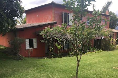 Lakeside Brazilian Country House - Bragança Paulista