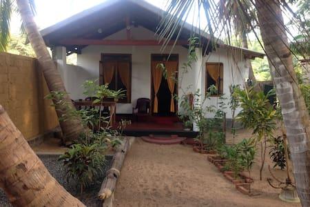 COCONUT HOUSE / ARUGAMBAY - Arugam Bay - Daire
