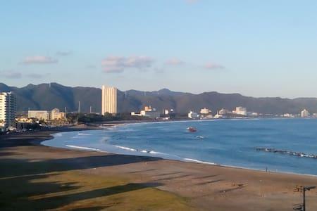 海の見えるリゾートマンション・コンドミニアム 180度オーシャンビュー!! - Kamogawa-shi - Condominium