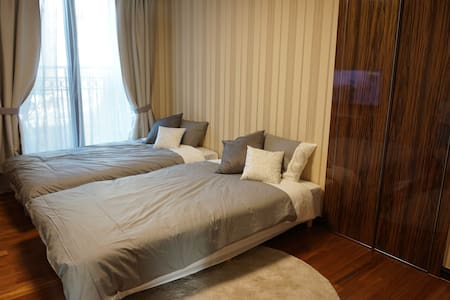 Gimpo 김포공항 가까운 최고급 아파트apt(맨션) - Lägenhet